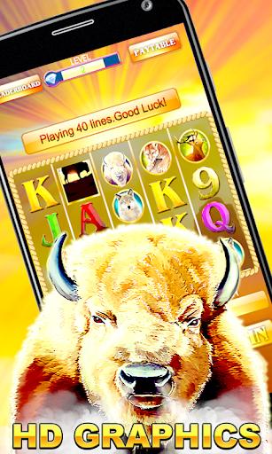 Slot Machine: Buffalo Slots  screenshots 7