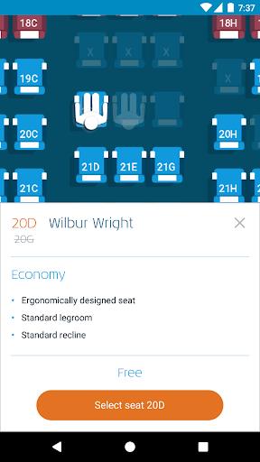 KLM - Royal Dutch Airlines  screenshots 5