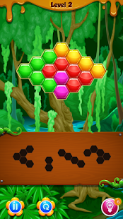 Kids Hexa Puzzle - náhled