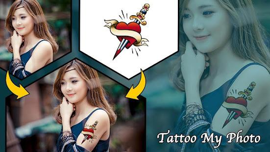 Download Tattoo Photo Editor & Maker - Tattoo On My Photo For PC Windows and Mac apk screenshot 1