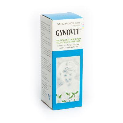 acido acetico gynovit 130ml ducha vaginal vargas