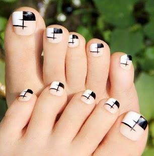 Cute Toe Nail Designs 2017 Screenshot Thumbnail