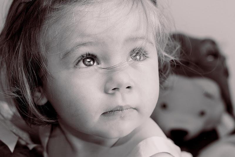 Occhi di bambina di Luana Pacìa
