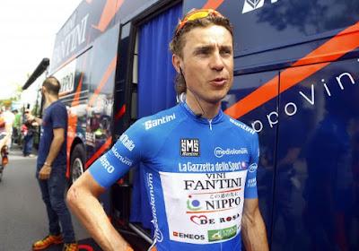 Wijnfirma Farnese Vini sluit volgend seizoen als sponsor aan bij Israel Cycling Academy