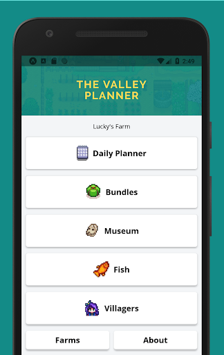 The Valley Planner 0 Apk Download - com hiugo stardewvalley APK free