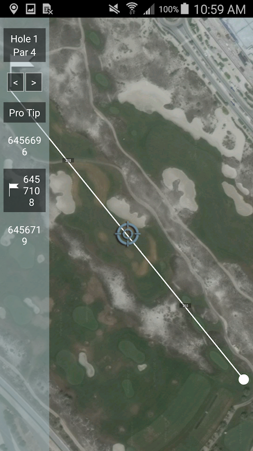 Saadiyat Beach Golf Club- screenshot
