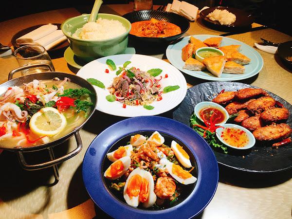 喜來登大飯店蘇可泰泰式料理 米其林一星泰式美味 道地泰國宮廷菜 泰精選Thai Select認證 善導寺站美食