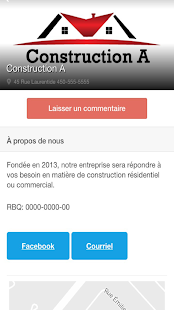Mon Chantier- screenshot thumbnail