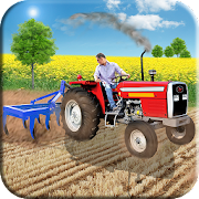 Tractor Drive 3D : Offroad Sim Farming Game