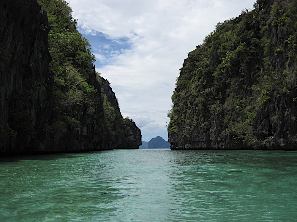 Miniloc Big Lagoon El Nido Palawan The Philippines