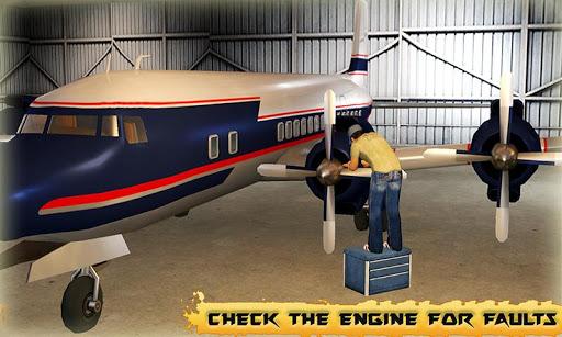 飞机机械师模拟器