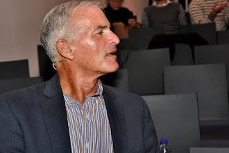 Photo: Norman Finkelstein, Amerikaans politicoloog en publicist