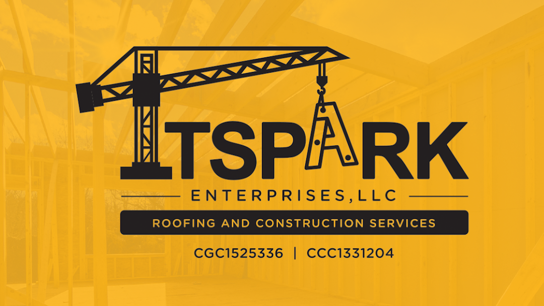 TSpark Enterprises--Roofing & Construction Services - Roofing Contractor in  Tallahassee