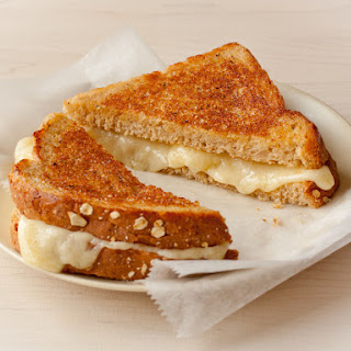 Classic Grilled Cheese Sandwiches.