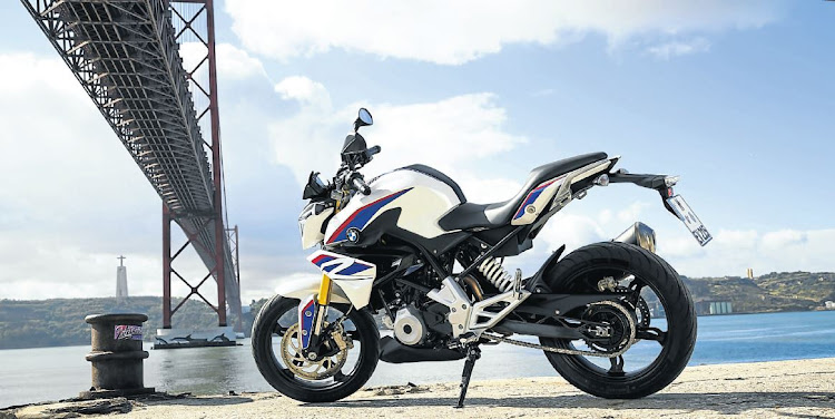 The Bmw G310 Is The Perfect Motorbike For A Newbie