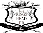 Logo for The King's Head Pub