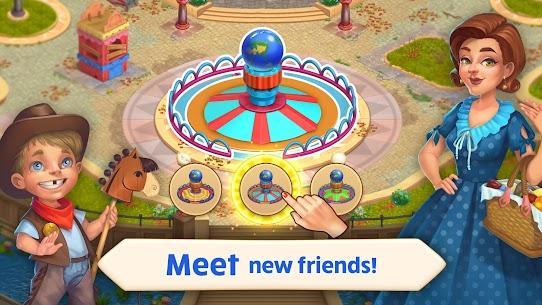 Matchland – Build your Theme Park MOD (Unlimited Stars/Lives) 5