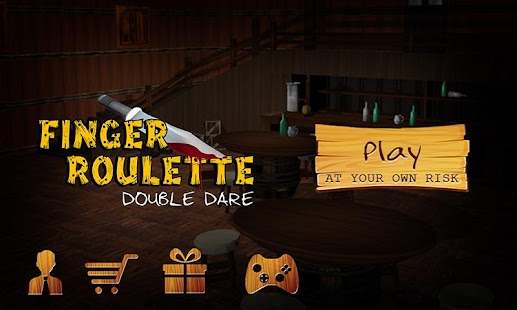 Finger Roulette 2 (Knife Game)- screenshot thumbnail