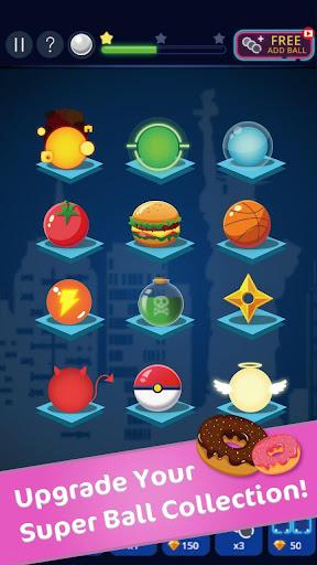 Bricks VS Balls - Casual brick crusher game screenshots 3