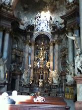 Photo: Our last concert, an organ recital in St Nicholas Church.