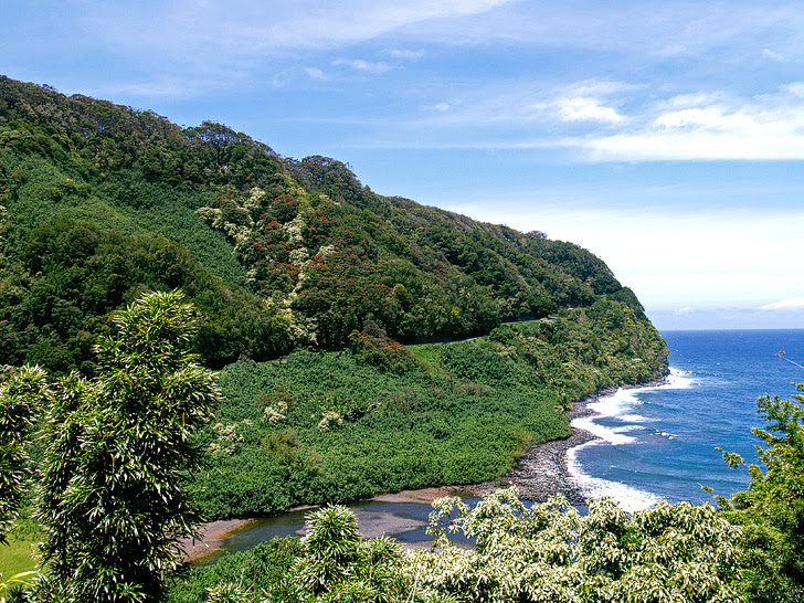 Hana Highway (21 Great American Road Trips to Put on Your Bucket List).