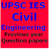 Papers for IES Civil Engineer