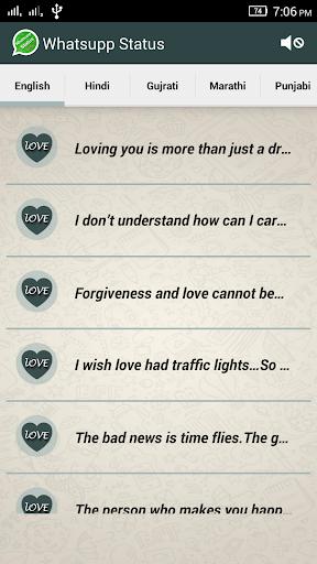 10000+ WhatsUpp Love Status