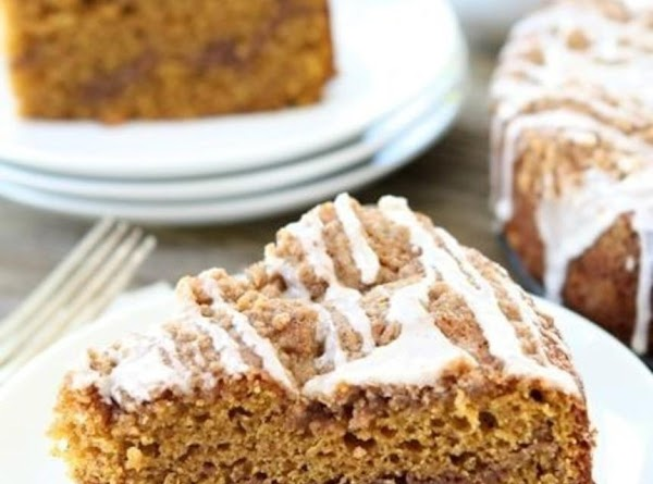 Wonderful Pumpkin Coffee Cake Recipe
