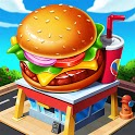 Cooking Crush: Cooking Games Madness - Frenzy City icon