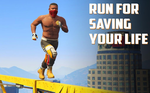 Real Parkour Stunts Simulator 1.2 screenshots 5