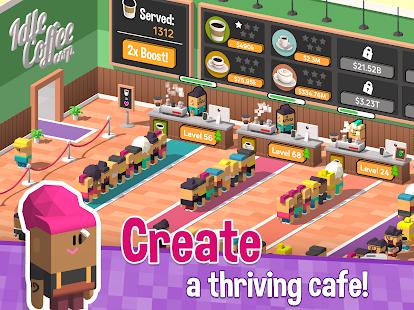 Idle Coffee Corp Mod