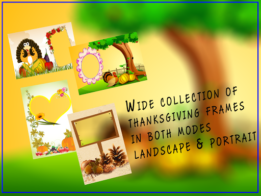 Thanksgiving frames HD