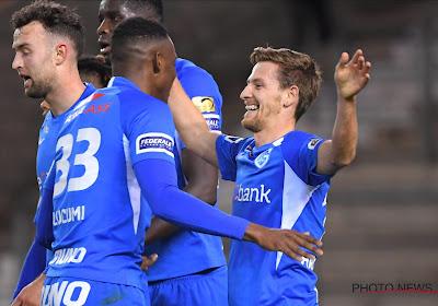 Racing Genk wint zijn eerste match zonder Sander Berge en doorbreekt ongeslagen reeks van Charleroi