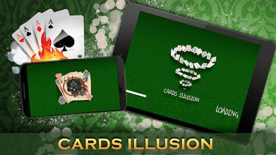 CARD ILLUSION 2018 - náhled