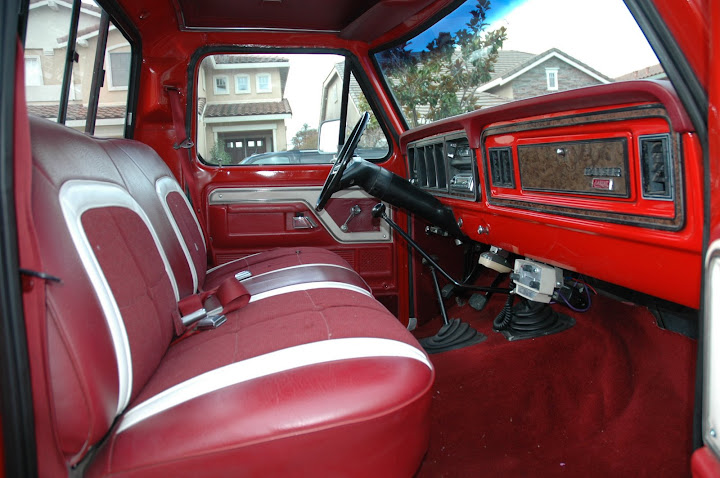 1992 Ford F150 Bench Seat For Sale