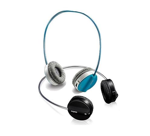 Tai nghe Bluetooth Rapoo H6020 (Đen Sáng)