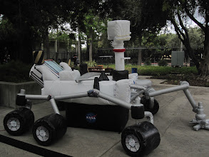 Photo: Inflatable Mars Rover!