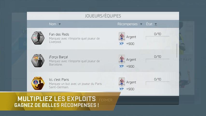 android FIFA 16 Screenshot 8