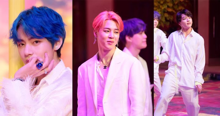 Dispatch Releases Behind The Scenes Photos Of Boy With Luv