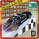 Police Roof Jump in Crime City