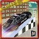 police car roof stunts rush