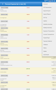 Expense Manager Screenshot 10
