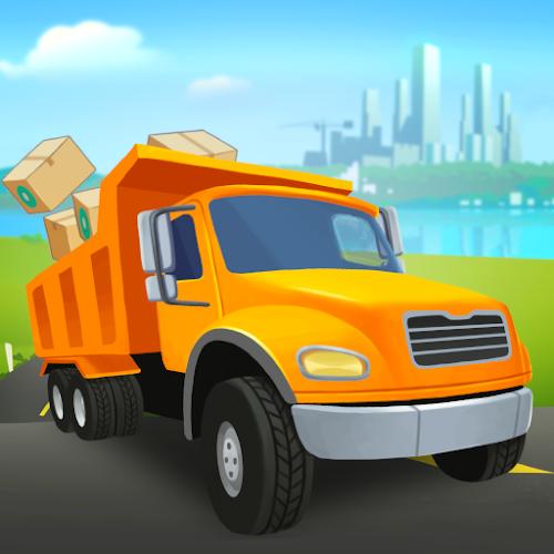 Transit King Tycoon - City Management Game[Mod Money] 3.20mod