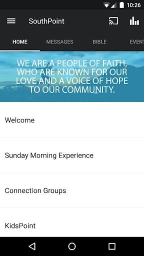 玩教育App|SouthPoint Church免費|APP試玩