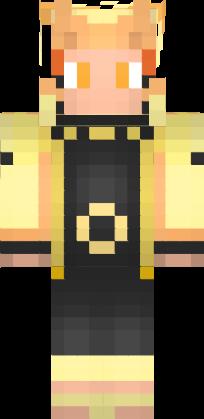 Naruto Skin Nova Skin