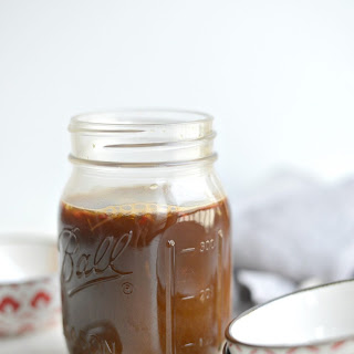 Easy Homemade Stir-Fry Sauce.