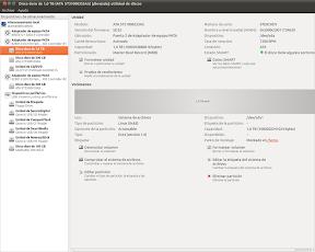 0057_Disco duro de 1,0 TB (ATA ST31000333AS) [-dev-sda]: utilidad de discos