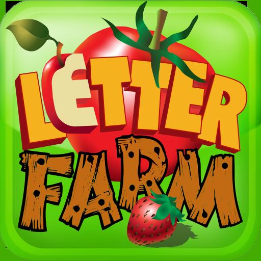 Letter Farm 拼字 App LOGO-硬是要APP