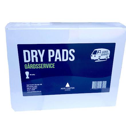 Dry pads Gårdsservice 50 st/fp