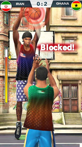 Street Dunk: 2019 Basketball Slam Hero Game 1.1.2 screenshots 2